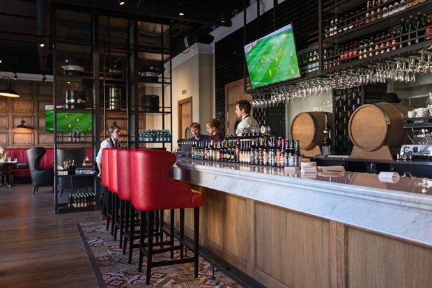 9 новых баров вПетербурге. Изображение № 6.