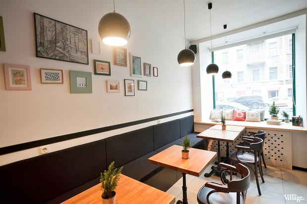 Новое место (Петербург): Кафе-бар Wood. Изображение № 12.