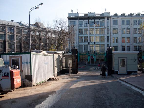 На Старой площади создают анклав для чиновников. Изображение № 3.
