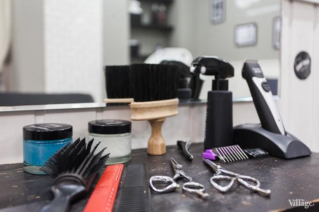Новое место (Петербург): Мужская парикмахерская Chop-Chop. Изображение № 8.