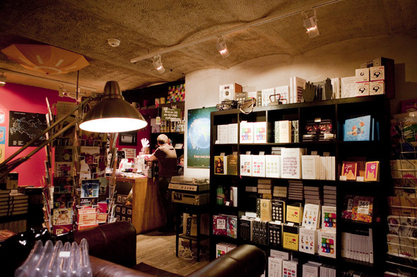 После прочтения съесть: 5 кафе при магазинах. Изображение № 58.