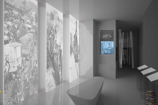 Каким будет музей Булгакова: концепция Габриеле Филиппини. Изображение № 9.