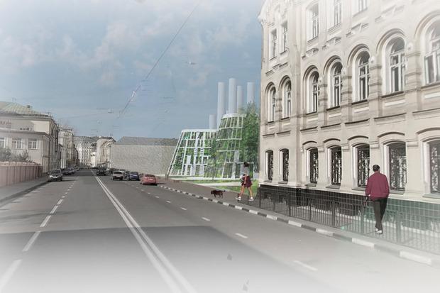 Что делать с электростанцией на Балчуге: 5 проектов студентов МАРХИ. Изображение № 5.