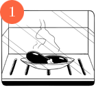 Рецепты шефов: Красный хумус, бабагануш, долма ипшеничные лепешки. Изображение № 7.