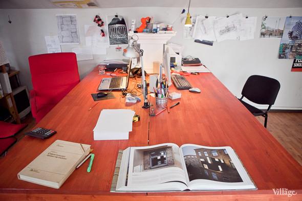 Офис недели (Петербург): Архитектурная студия MS-A. Изображение № 5.
