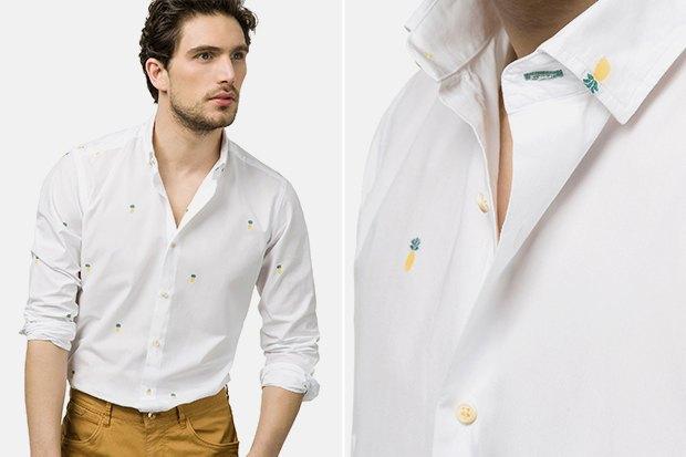 Где купить мужскую рубашку: 6вариантов от1 600 до7 000 рублей. Изображение № 5.