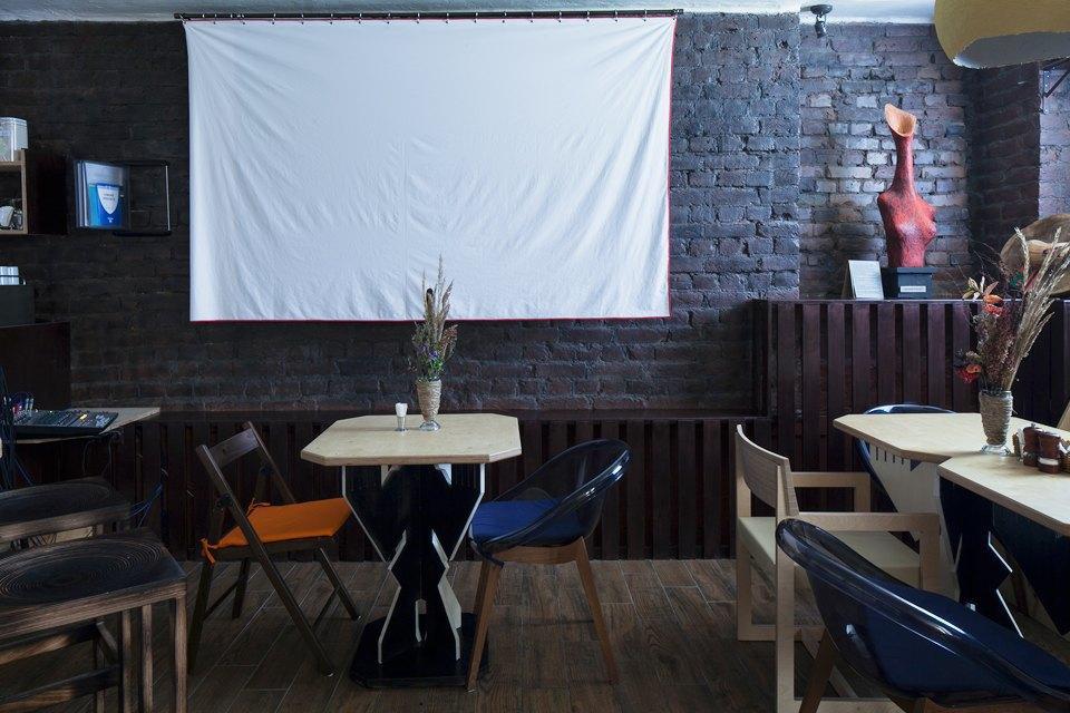 Кафе «Дуня» вТучковом переулке . Изображение № 3.