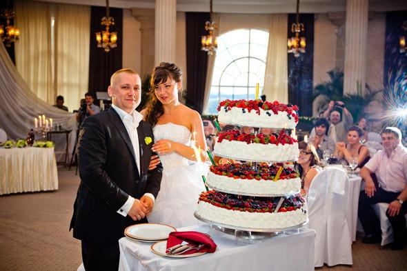 Сезонное предложение: 4 современные свадьбы. Изображение № 18.