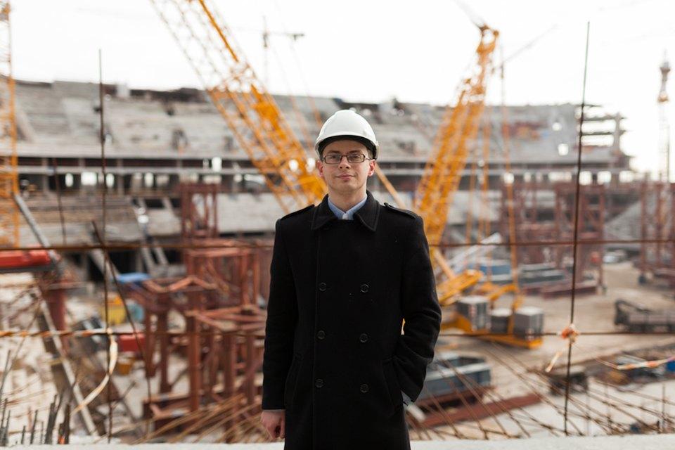 Кто строит cтадион «Зенит-Арена». Изображение № 1.