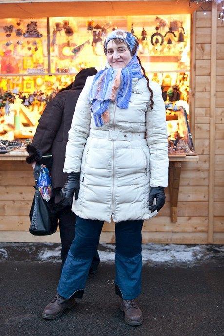 Люди в городе: Продавцы рождественской ярмарки на Островского. Изображение № 44.