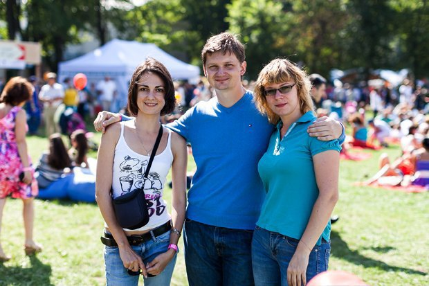 Люди в городе: Посетители фестиваля «О да! Еда!». Изображение № 26.