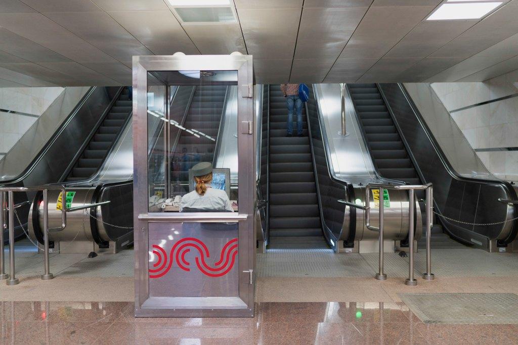 Зонтпэкер изарядка для гаджетов—как устроена станция метро «Котельники». Изображение № 5.