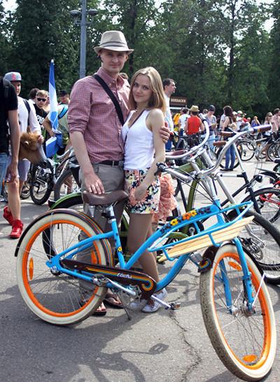Велопарад Let's bike it!: Чего не хватает велосипедистам в городе. Изображение № 33.