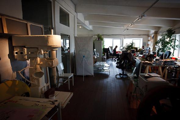 Офис недели: «Лофт Проект Этажи» (Петербург). Изображение № 1.