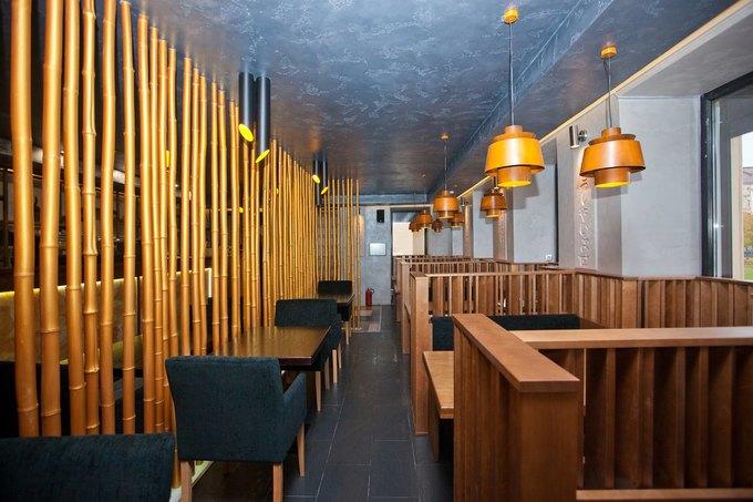 На «Чкаловской» открылся паназиатский ресторан «И рис». Изображение № 4.