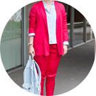 Внешний вид: Екатерина Павелко, директор моды Esquire. Изображение № 10.