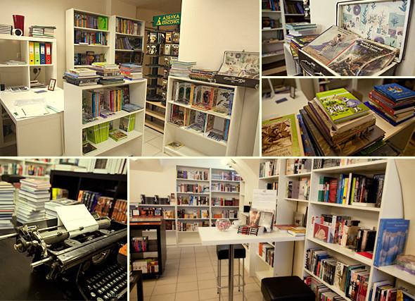 Книжный мир: 5 новых книжных магазинов в Петербурге. Изображение № 10.