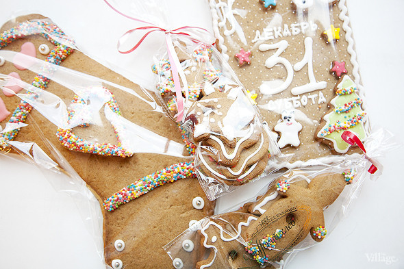 Сладкий Санта: Имбирные человечки и другие новогодние десерты навынос. Изображение № 10.