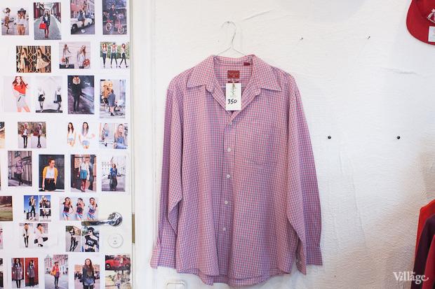 Рубашка Burton — 350 рублей. Изображение № 123.