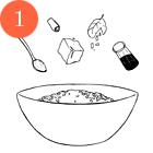 Рецепты шефов: Красный хумус, бабагануш, долма ипшеничные лепешки. Изображение № 10.
