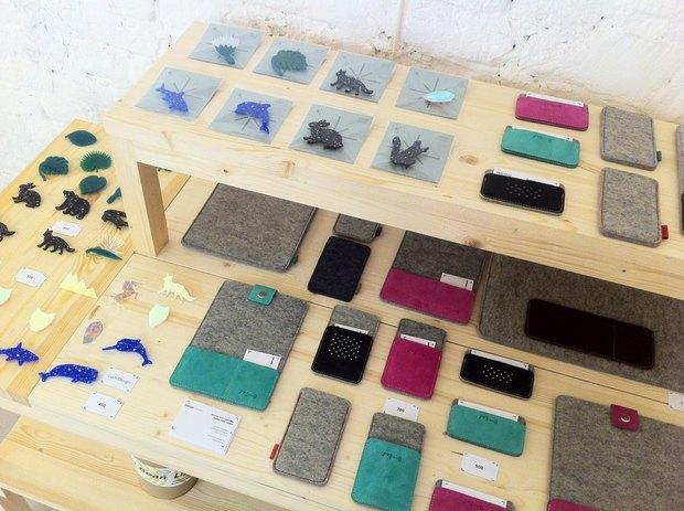 В «Тайге» открылся магазин российского предметного дизайна. Изображение № 5.