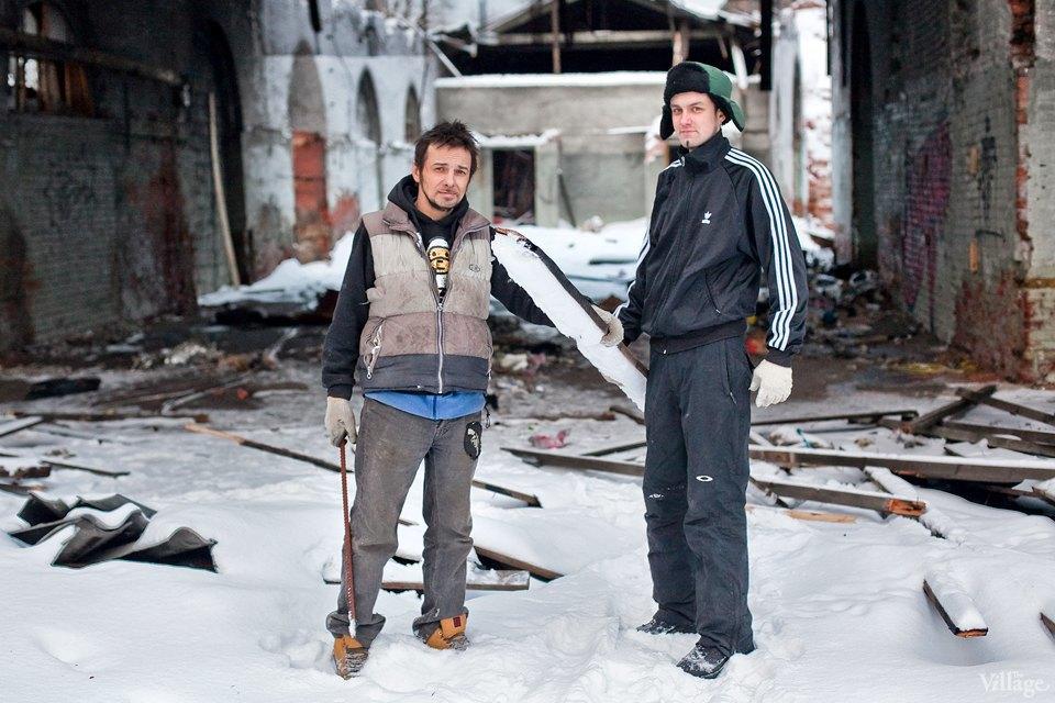 Станция прибывания: Как активисты защищают здания Варшавского вокзала. Изображение № 31.
