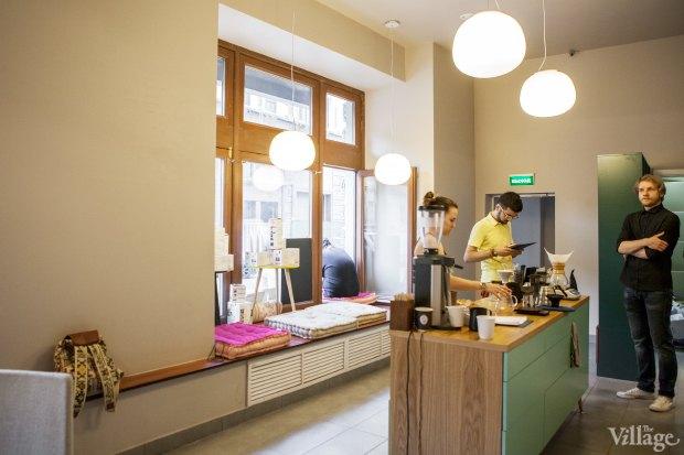 Новое место: Brew-bar и магазин DoubleB. Изображение № 10.