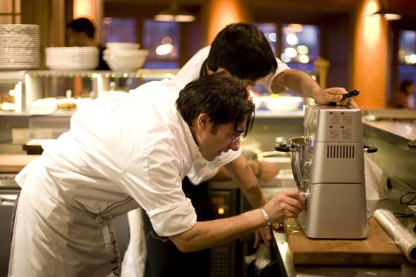 Изображение 36. Фоторепортаж с кухни: Ресторан «Бонтемпи».. Изображение № 49.