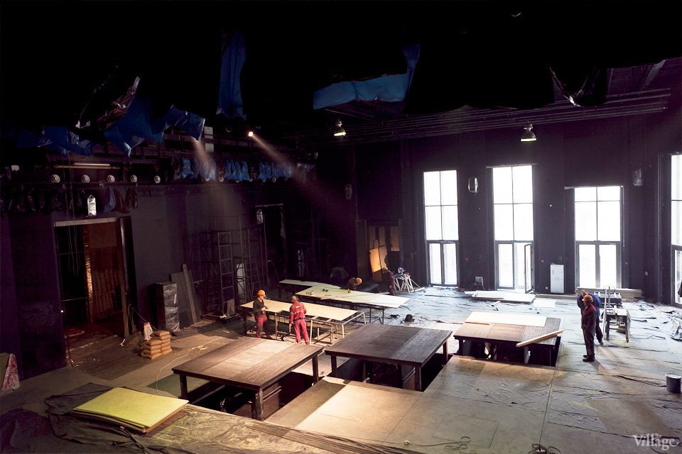 Фоторепортаж: Вторая сцена Александринского театра. Изображение № 16.