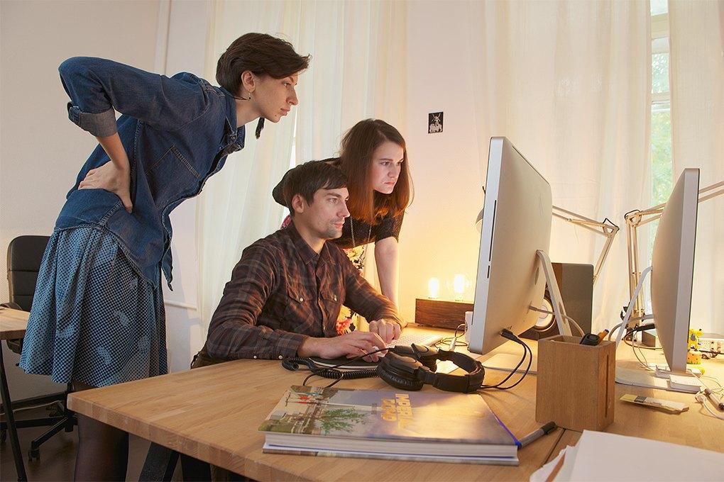 Charmer studio: Как фрилансеры ворвались на рынок медиадизайна. Изображение № 2.