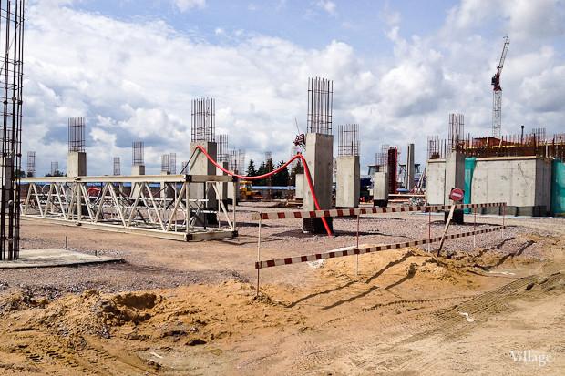Фоторепортаж: Каким будет новый терминал Пулкова. Изображение № 6.