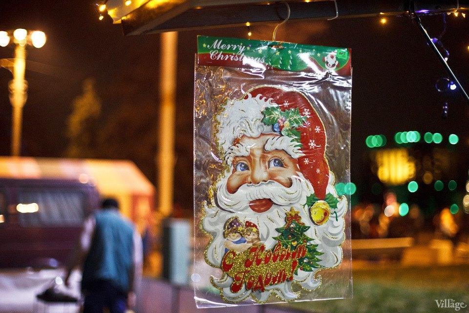 Люди в городе: Рождественская деревня ВВЦ. Изображение № 4.