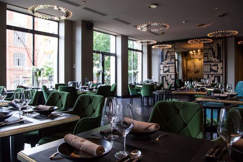 Ресторан ибар Elements. Изображение № 1.