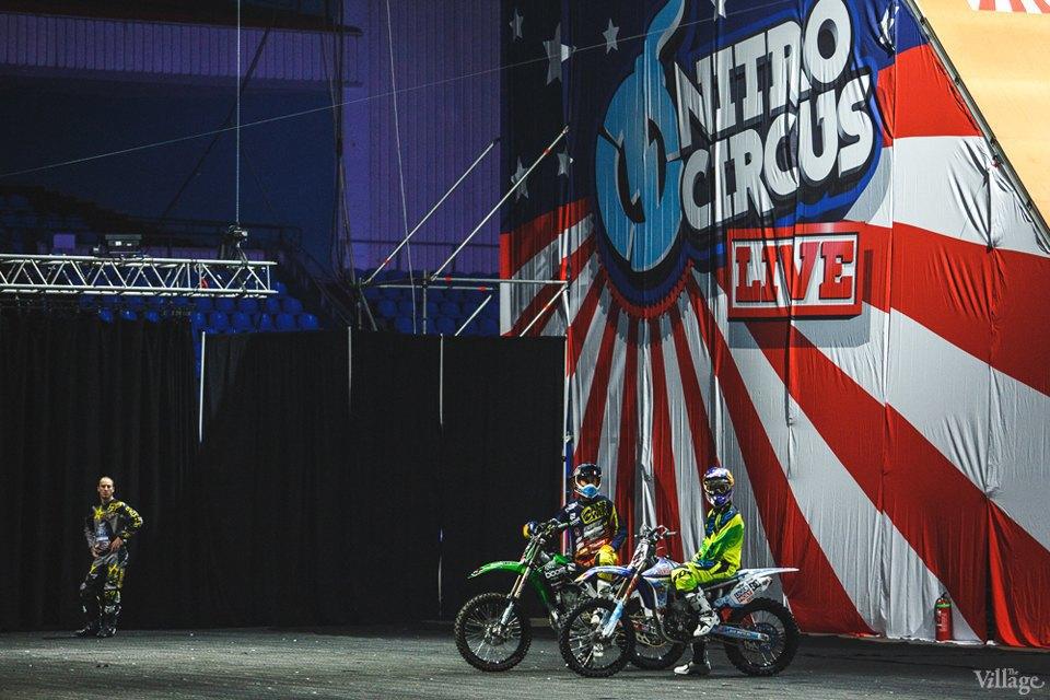 Фото дня: Шоу Nitro Circus в России. Изображение № 9.