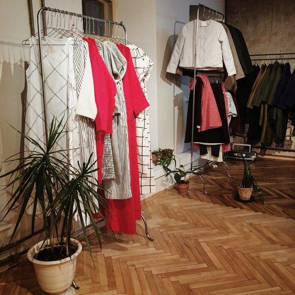 Марка «Уста кустам» открыла новый магазин вПетербурге. Изображение № 2.