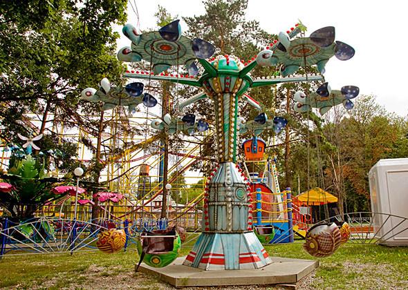 Карусель-карусель: 6 московских парков аттракционов. Изображение № 8.