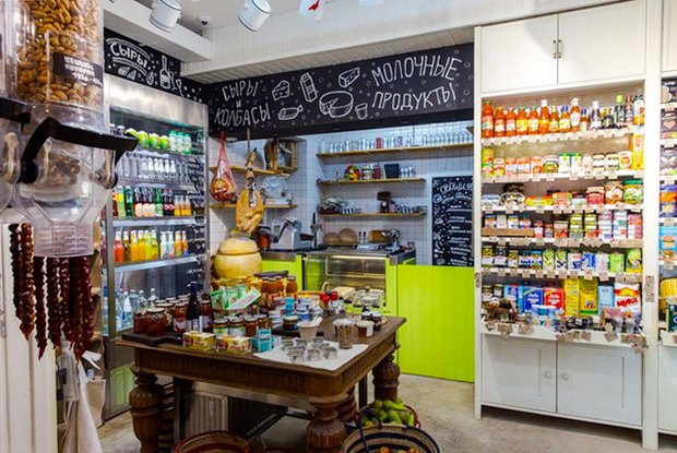Вторая кофейня Good Enough, сервис ChickenClan и «Дагестанская лавка». Изображение № 3.