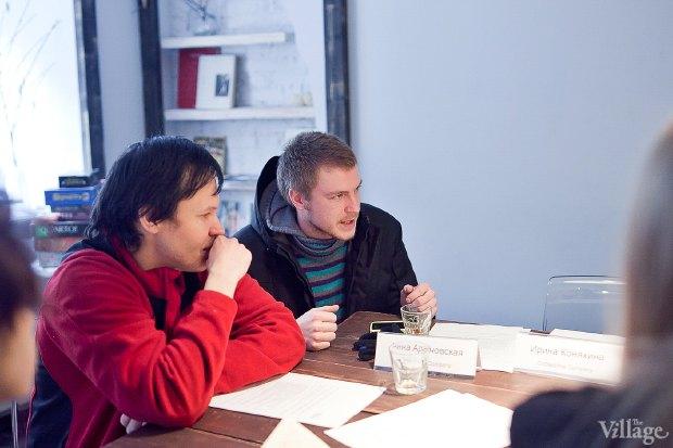 Круглый стол: Кофе в Петербурге. Изображение № 40.