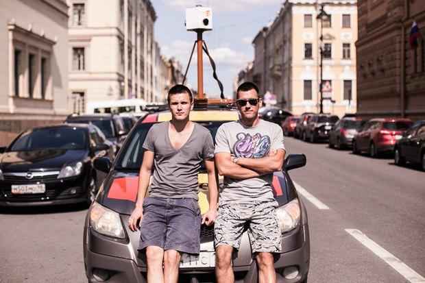 Городской съём: Каксоздаются «Яндекс.Панорамы». Изображение № 8.