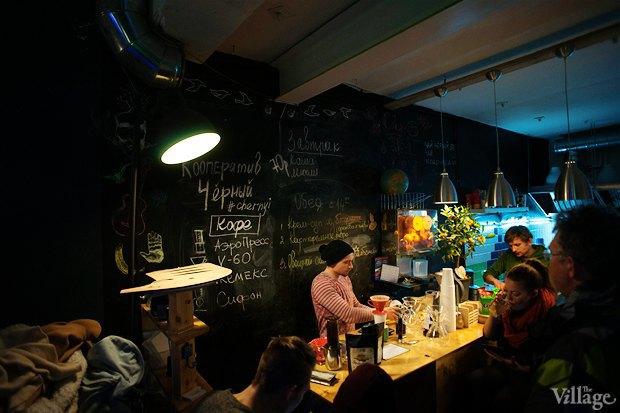 Вегетарианская Москва: 10 кафе, ресторанов исервисов доставки. Изображение № 2.