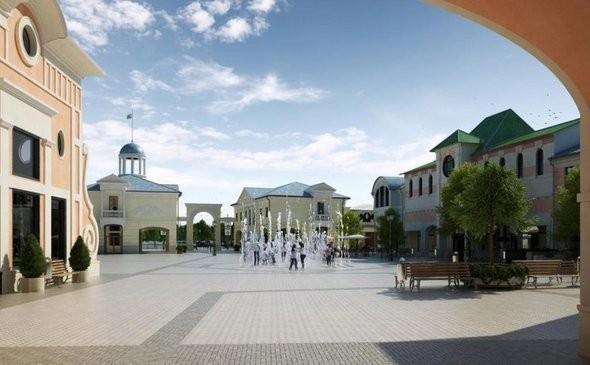 Изображение 8. В Котельниках откроется крупный аутлет-центр.. Изображение № 9.