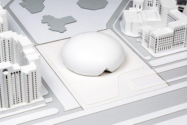 Представлены шесть проектов нового здания Политехнического музея. Изображение № 18.