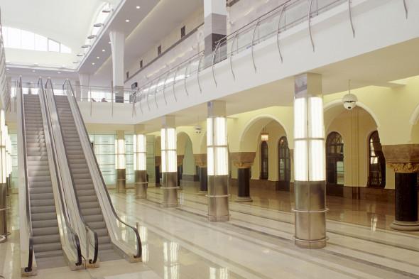 В плане: Реконструкция московских вокзалов. Изображение № 22.