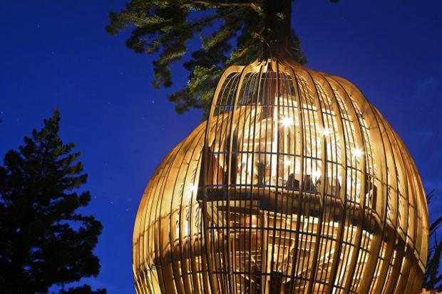 Дизайн от природы: Ресторан-кокон и «тунцовая» электростанция . Изображение № 6.