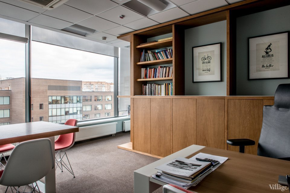 Интерьер недели (Москва): Офис компании B2B-Center. Изображение № 31.
