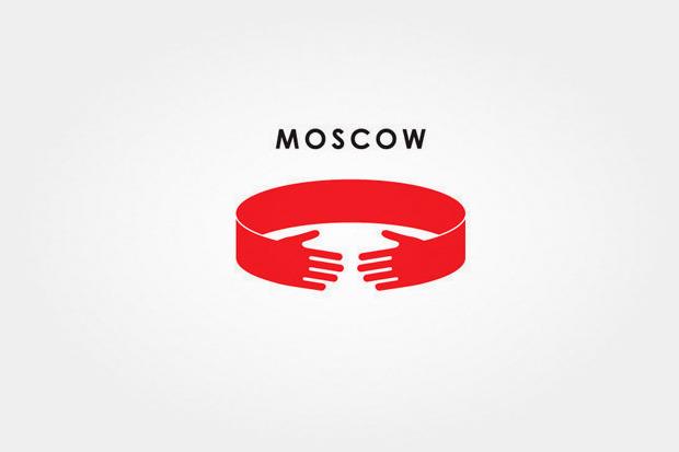 Пять идей для логотипа Москвы. Изображение № 53.