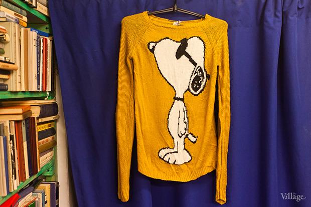 Пуловер Pull&Bear — 90 рублей. Изображение № 88.