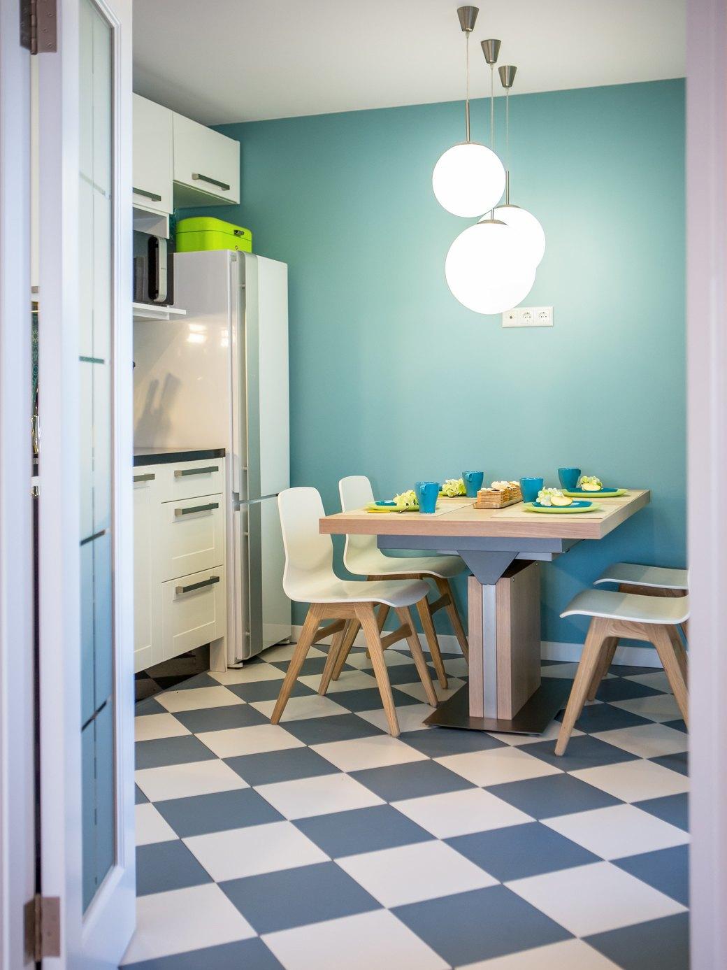 Просторная квартира для мамы с двумя детьми. Изображение № 24.