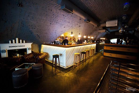 Новое место: Ресторан и бар Soholounge. Изображение № 9.