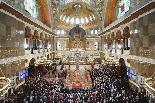 Морской собор в Кронштадте открыли для горожан. Изображение № 2.